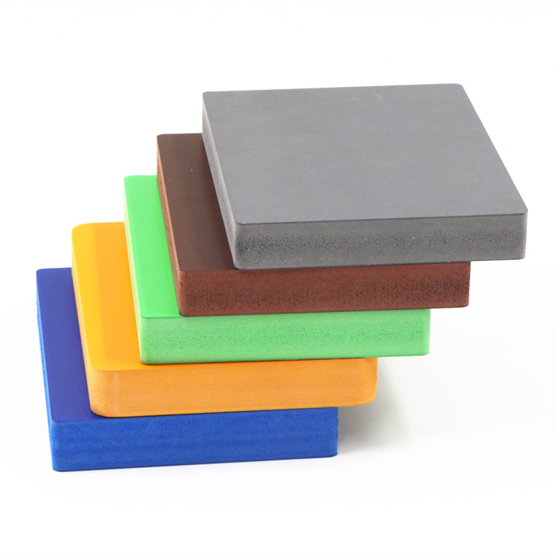 18mm 0.55 density foam board used for the kitchen cabinets and bathroom cabinets